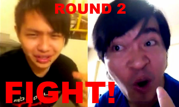 Steven Lim vs Aaron Tan - keyboard warriors
