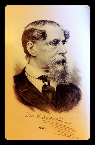Dickens AKA The Love of My Life