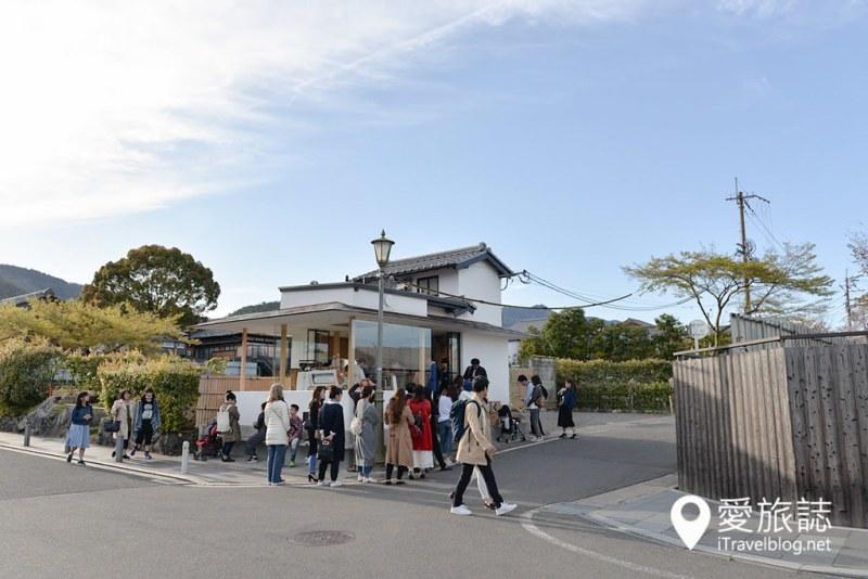 岚山樱花 % Arabica 咖啡店 09