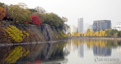 Osakajo Castle 大阪城