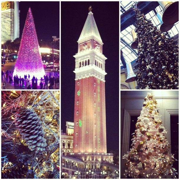 Vegas Christmas Decorations