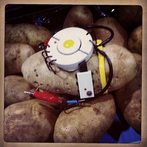 174: potato battery