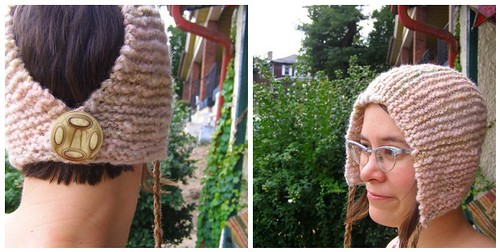 bonnet giveaway - emma