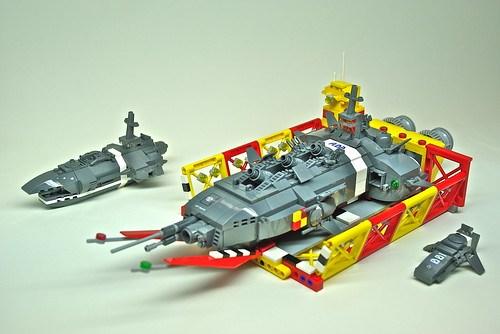 U.E.F. Ship Recovery Vessel (1)