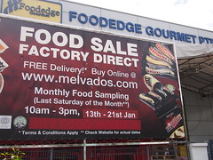 Foodedge Gourmet Melvados, Woodlands Terrace