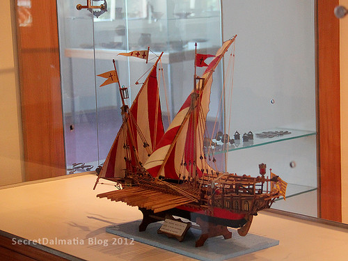 Venetian galley from that period