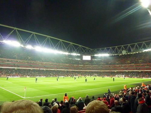 Arsenal 0 - 2 Aston Villa