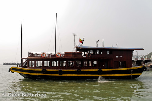 Ha Long Bay Cruise Boat