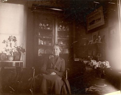 Augusta (Forre) Bruen, late in life