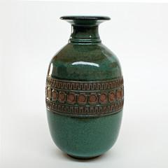 Peter Tappin. Vase