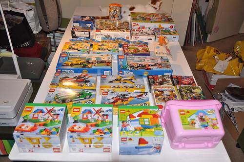 SandLUG Toy Drive 2011 (everything)