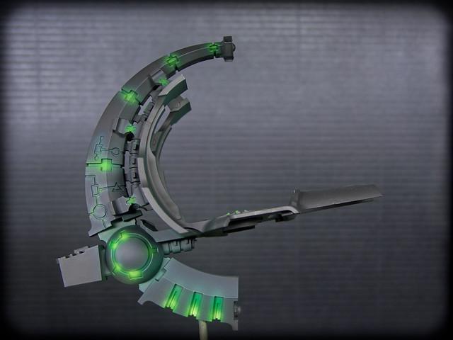 Annihilation Barge - Plataforma de Aniquilación 007