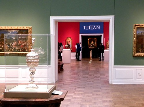 Titian exhibit at Portland Art Museum: one painting!