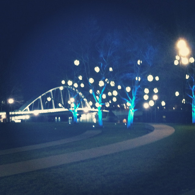 scioto mile holidaze