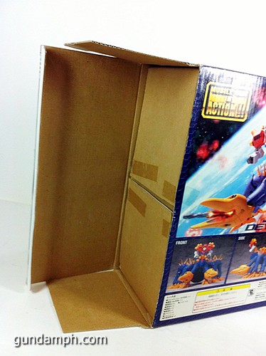 MSIA Devil Gundam First Form Unboxing Review Huge (18)
