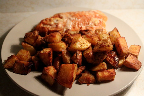 Spicy Fish & Potatoes