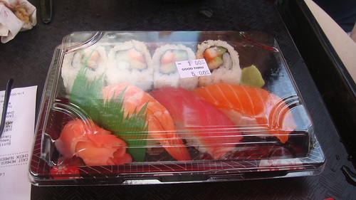 Tokyo Combo Sushi - Epcot (Orlando)