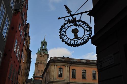 2011.11.10.202 - STOCKHOLM - Gamla stan - Storkyrkan (Sankt Nicolai kyrka)