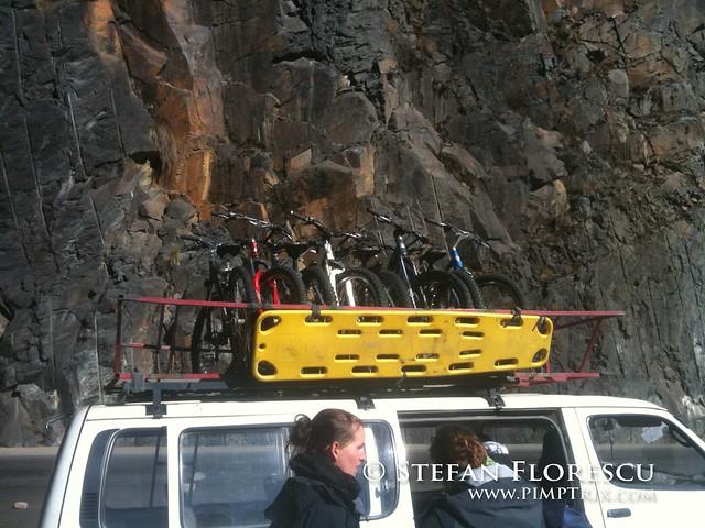 KLR 650 Trip Bolivia 5