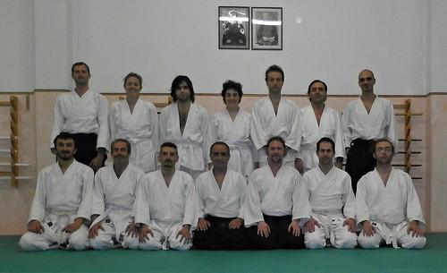 Aikido at Ken Kyu Sei Biella