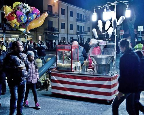 Le feste di Carnevale dei Rioni, Viareggio
