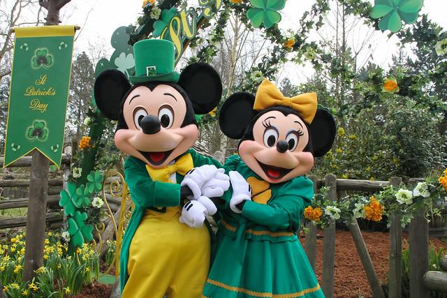 St Patricks Day 2014 - Disneyland Paris - 0144