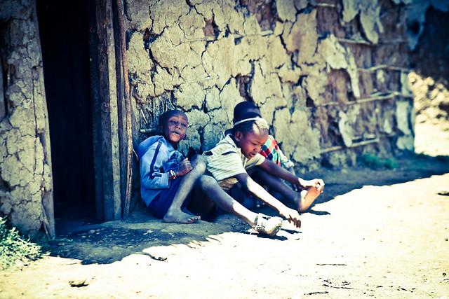 A Masaai Home (3)