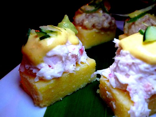 Causa: Snow Crab