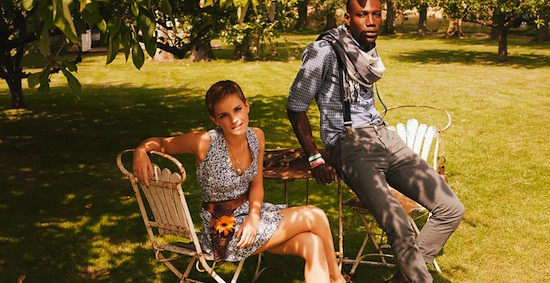 Spring:Summer 2011 Collection - Promotional Photo (3)