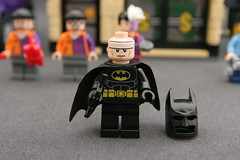 6864 The Batmobile and the Two-Face Chase - Batman 3