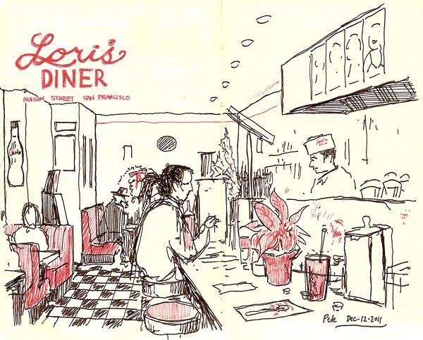 Lori's Diner SF