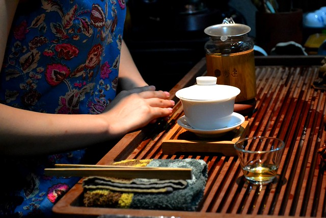 Chinese Tea Ceremony Manners Flickr Photo Sharing