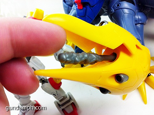 MSIA Devil Gundam First Form Unboxing Review Huge (52)