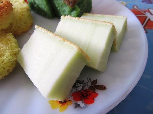 Bingka cheese