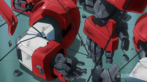 Gundam AGE Episode 14 Flash of Sorrow Youtube Gundam PH (39)