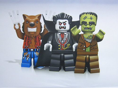 London ToyFair 2012: Monster Fighters