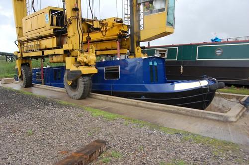 MD Boat at Harral Brokerage by Lochaber & Cornish