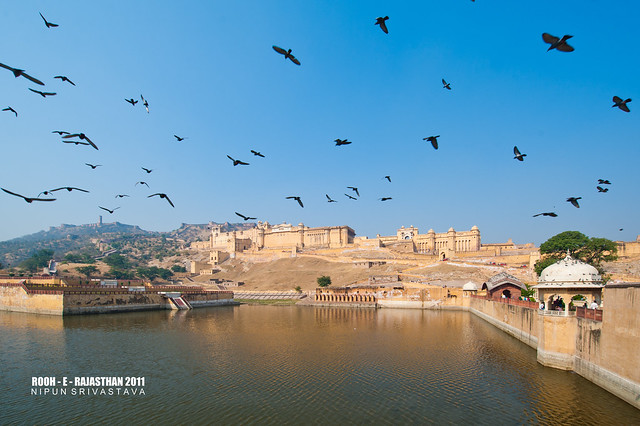 The Aamer Fort.