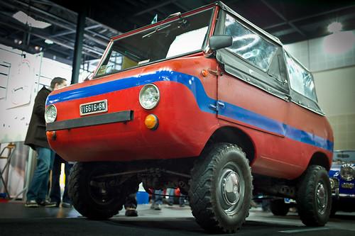 Bremen Classic Motorshow 2012