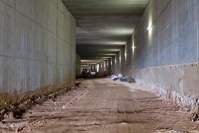 Tunel de servicios - 01-12-11
