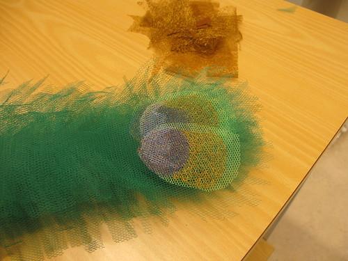 building a peacock 15