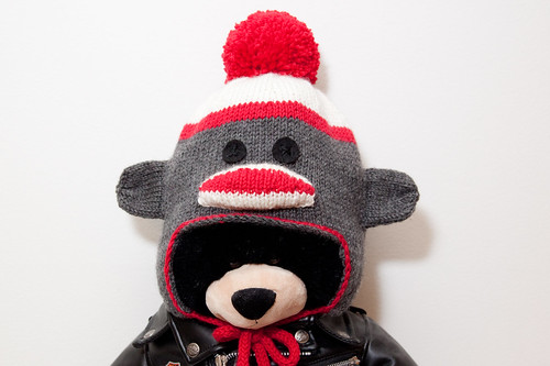 Sock Monkey - Baby/Toddler