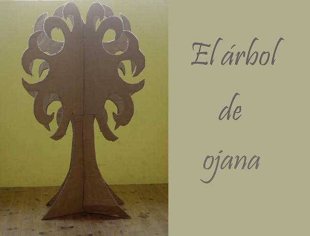el árbol ojana