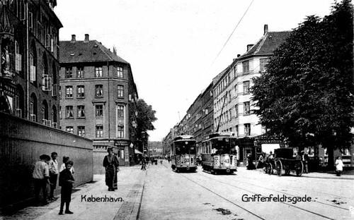 Griffenfeldsgade, Copenhagen