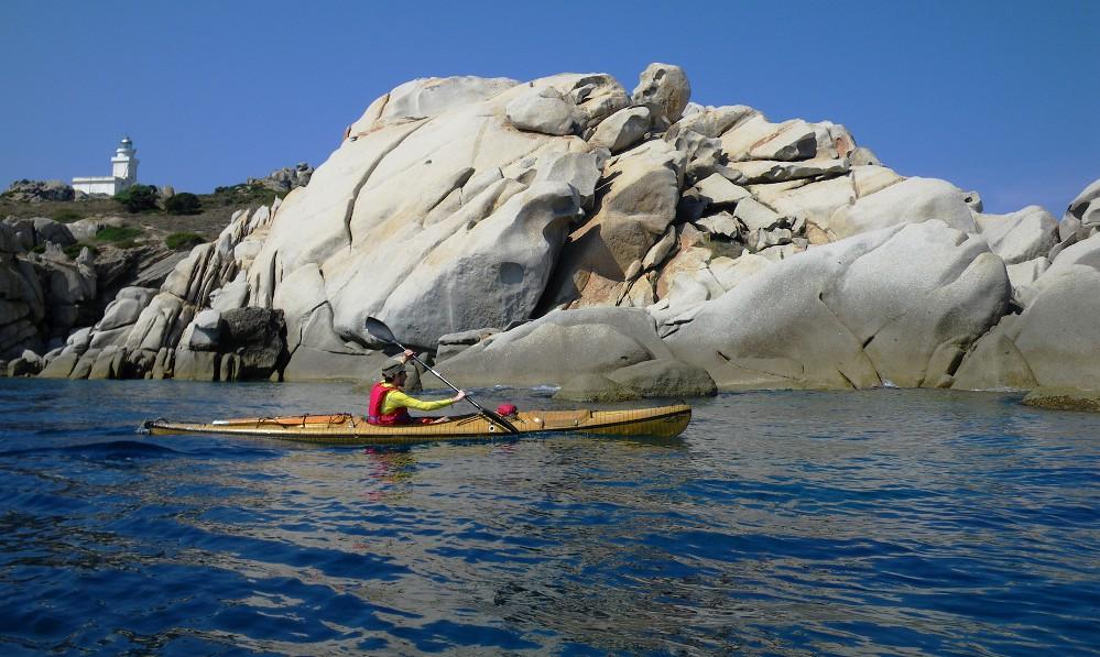 Punta nord di Capo Testa - I Graniti di Cala Spinosa