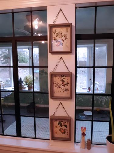 Living Room Window art