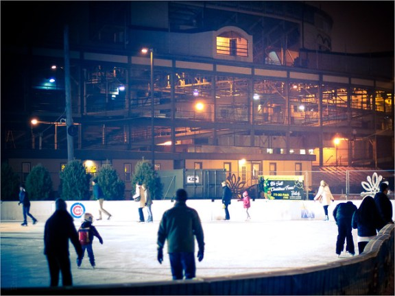 The Rink at Wrigley