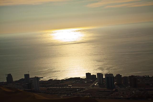 Overlooking Iquique