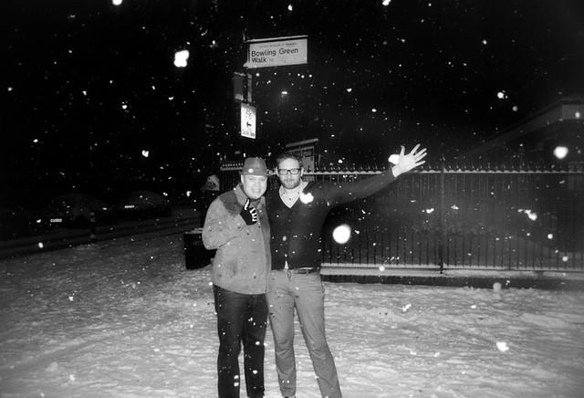 Thom & Mikey