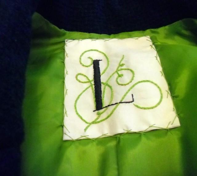 Coat - label